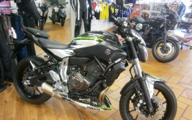 YAMAHA MT-07 MONSTER